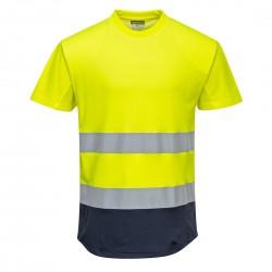 Portwest - Tee-shirt Mesh bicolore - C395