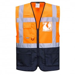 Portwest - Gilet Executive Warsaw - C476