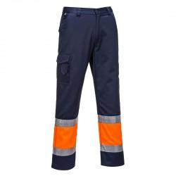 Portwest - Pantalon combat HV Bicolore - E049