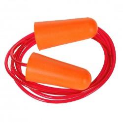 Portwest - Bouchon anti-bruit en mousse PU avec cordon (200 paires) - EP08