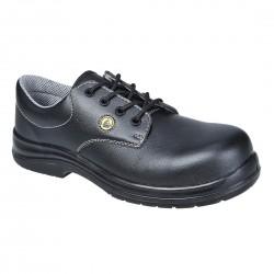 Portwest - Chaussure de sécurité à lacets Composite ESD S2 - FC01