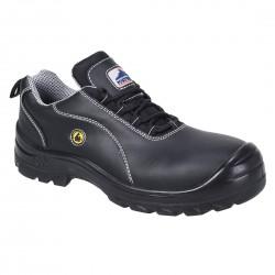 Portwest - Chaussure cuir de sécurité Composite ESD S1 - FC02