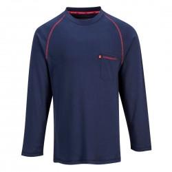 Portwest - T-shirt Bizflame encolure ras du cou - FR01