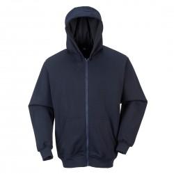 Portwest - Sweatshirt FR zippe a capuche - FR81