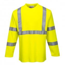 Portwest - T-shirt à manches longues HV FR - FR96