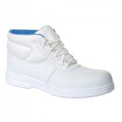 Portwest - Brodequin Albus à lacets blanc S2 - FW88
