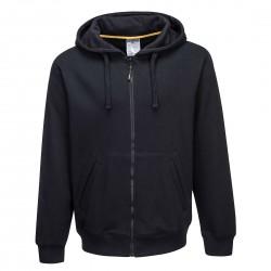 Portwest - Sweatshirt Zippé à capuche Nickel - KS31