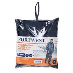 Portwest - Ensemble de pluie (veste et pantalon) - L440
