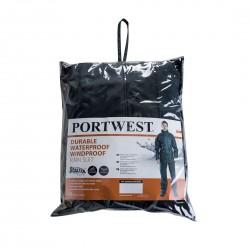 Portwest - Ensemble de pluie Sealtex Essential (veste et pantalon) - L450