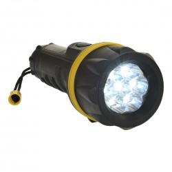 Portwest - Torche caoutchouc 7 LED - PA60