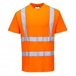 Portwest - T-shirt HV manches courtes Coton Comfort - S170
