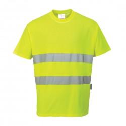 Portwest - T-shirt manches courtes Coton Comfort - S172
