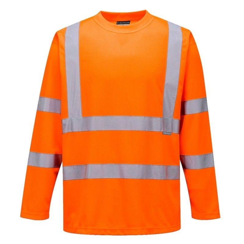 Portwest - T-shirt manches longues HV - S178