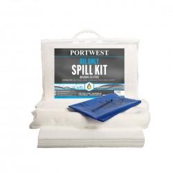 Portwest - Kit absorbant 20 litres (6 unités) - SM60
