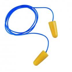 Coverguard - Bouchon anti-bruit PU avec corde - MO30206