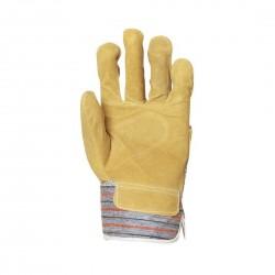 Coverguard - Gant anti-froid protection en manutention croûte de vachette - MO204