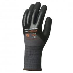 Coverguard - Gant de protection manutention enduit Nitrile EUROGRIP 15N505 - 1NIBG